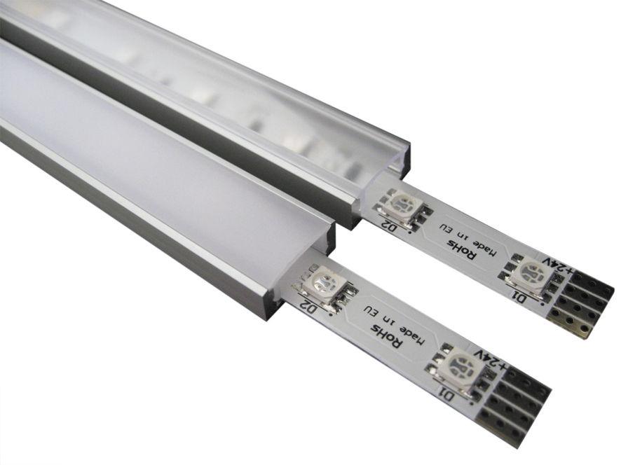 Profily pro LED pásky